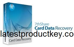 7Thshare Card Data Recovery 2.6.6.8 Crack With Serial Download 2020
