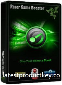 Razer Game Booster 4.2.45.0 Crack + Registration Key Download 2020