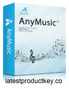 AnyMusic Crack