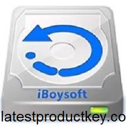 iBoysoft Data Recovery 3.5 Crack + License Key Free Download 2020