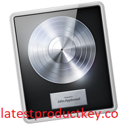 Logic Pro X Crack With Serial Key Free Download [Latest Version]