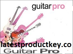 Guitar Pro 7 Crack With License Key Free Download 2020
