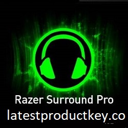Razer Surround Pro Crack With Activation Code Full Download 2020